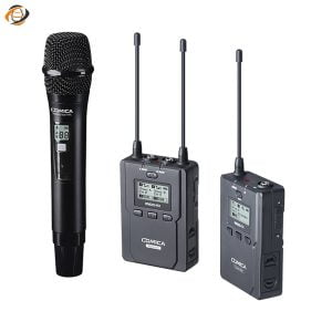 ست میکروفون وایرلس کامیکا CVM-WM200B