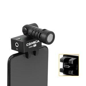 میکروفون شاتگان کامیکا CVM-VS09 TC