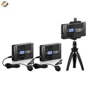 ست میکروفون وایرلس کامیکا CVM-WS60 COMBO