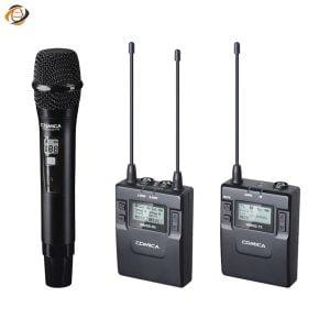 ست میکروفون وایرلس کامیکا CVM-WM300B