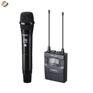 ست میکروفون وایرلس کامیکا CVM-WM300D