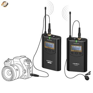 ست میکروفون وایرلس کامیکا CVM-WM100