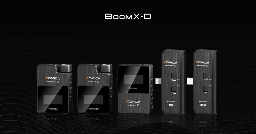 میکروفون بی سیم BoomX-D