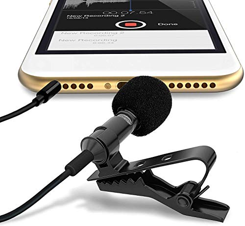 بهترین میکروفون یقه ای برای تولید محتوا