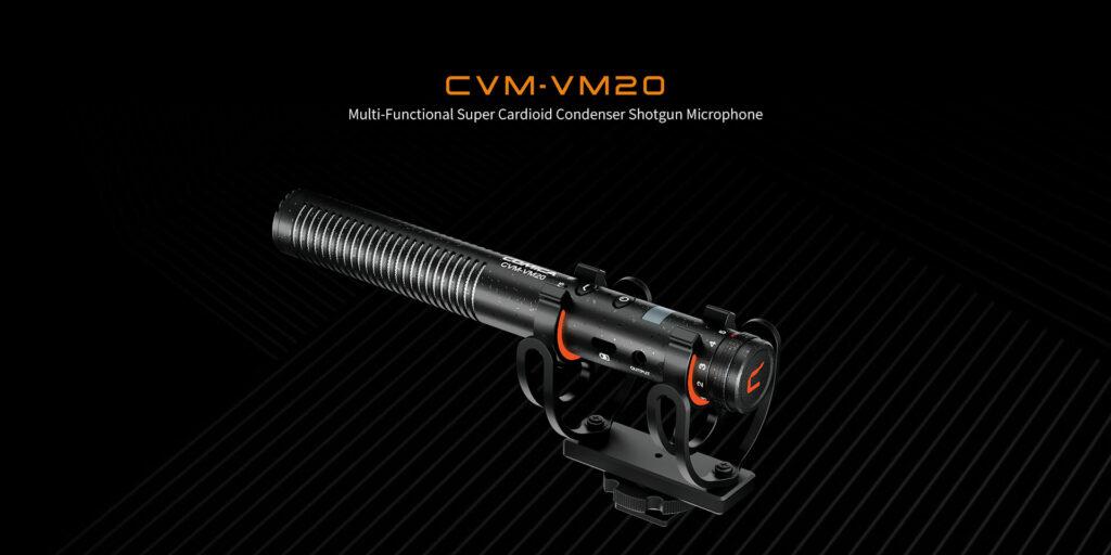 میکروفون شاتگان کامیکا مدل CVM-VM20